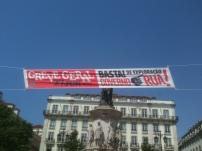 PicCall Strike Lisbon AntonioCastillo